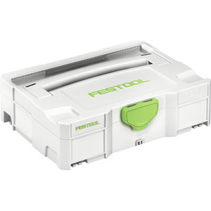 Systainer kohver SYS 1 / 39,5 x 29,5 x 10,5cm, Festool