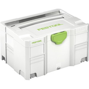 Systainer SYS 3 / 39,5 x 29,5 x 21,5cm, Festool