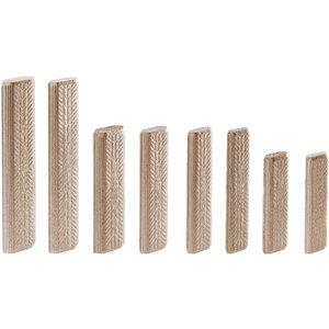 Domino küpsiste toorikud, D 8x80 / 190tk, Festool