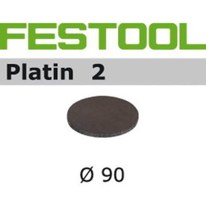 Lihvkettad PLATIN 2 / 90/0 / S1000 / 15tk, Festool