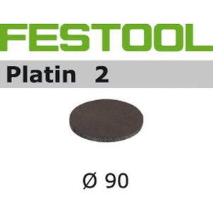 Lihvkettad PLATIN 2 / STF D 90/0 / S4000/ 15tk, Festool