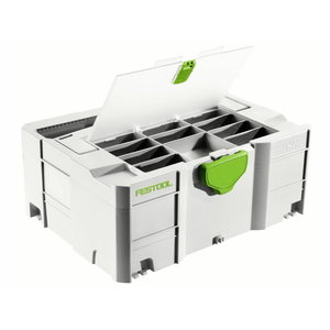 Systainer T-LOC Sys 3 TL-DF, Festool