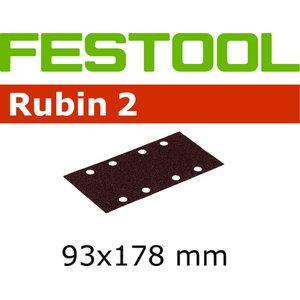 Lihvpaberid RUBIN 2 / 93x178/8 / P100 - 50tk, Festool