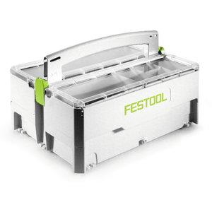 Systainer SYS-Tarvikute kohver / 39,5 x 29,5 x 23cm, Festool