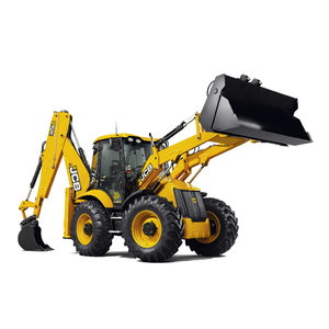 Backhoe loader  4CX-4WS, JCB
