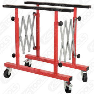 Uni telescopic multi purpose trolley, 257-1380mm, KS Tools
