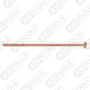 Nails 2.0 x 50.0 mm copper coated, pack of 500, KS Tools