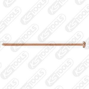 Vasknael 2,5x50,0 mm, 500 tk, KS Tools