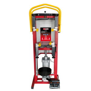 Pressurised air stand spring compressor, max. 10 bar, Kstools