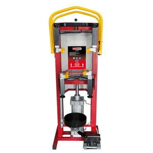 Pressurised air stand spring compressor, max. 10 bar, KS Tools
