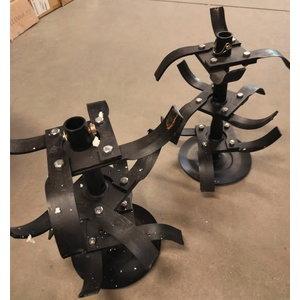 Mullafreesi rootori kompl STD-D, Triunfo