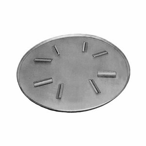 Float disc for CT48 and CRT48, Wacker Neuson
