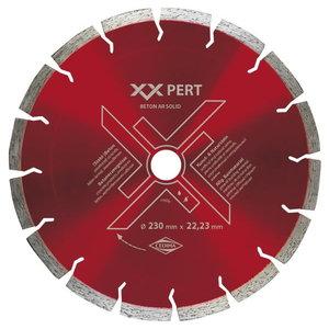 Deim. pjovimo diskas 230x22,23mm Beton AR Solid, Cedima