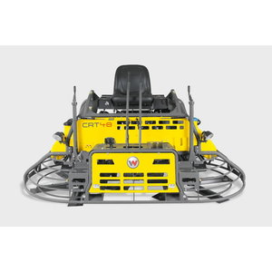 Ride-on-trowel CRT 48-35L, Wacker Neuson