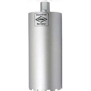 Deimantinė gręžimo karūna betonui 102x450mm 1 1/4unc BK Beton Plus, Cedima