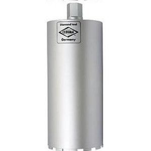 Deimantinė gręžimo karūna betonui 102x450mm 1 1/4unc BK Beto BK Beton Plus, Cedima