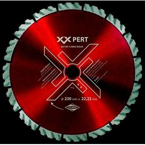 Diskas deimantinio pjovimo  600/25,4mm Beton Turbo Maxx, Cedima