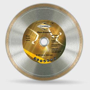 Teemantkuiv ja märglõikeketas 350mm Fliese-maxx 25,4 2,2x7, Cedima