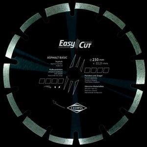 Deimantinis diskas 300/25,4mm Asphalt Basic, Cedima