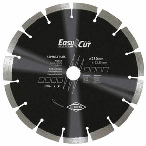 Deimantinis diskas 500/25,4mm Asphalt Plus, Cedima
