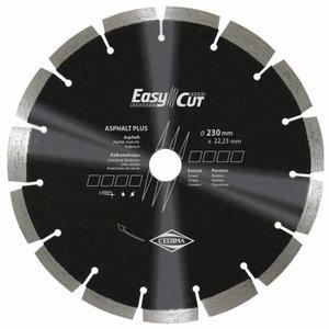 Asphalt Plus dimanta disks asfaltam, 500/25,4mm, Cedima