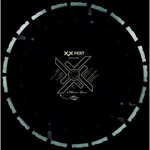 Deimantinis diskas 400mm Asphalt Maxx, Cedima