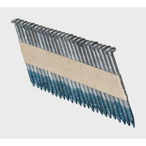 Nails 34/63mm D-head, galv. ring profile 1200pc, Rapid