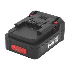 Baterija A2000 18V Li-Ion 2.0Ah, Rapid