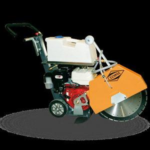 Grindų pjovimo mašina CF 1020.1 B, Cedima