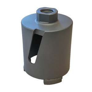 Deimantinė karūna rozetėms 82mm DS-68 M16 UL, Cedima