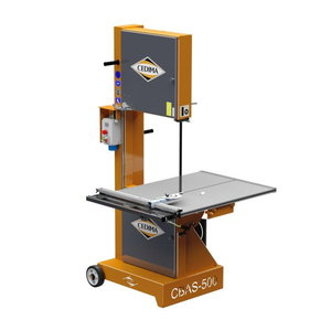 CBAS- 500, stone band saw