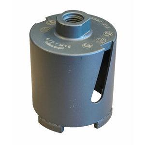 Dimanta kroņurbis 72mm DS-72 M16 UL, Cedima
