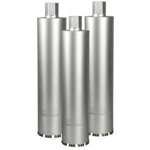 """Dimanta kroņurbis 62x450mm 1 1/4"""" BK Beton Turbo, Cedima"""