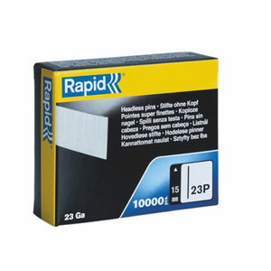 Micropins 23P/15 10M Box, Rapid