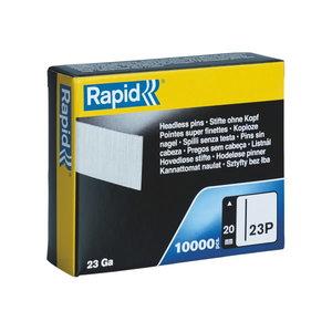 Mikro kaiščiai   23P/20 10M dėžutėje, Rapid