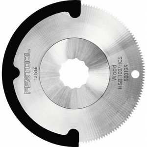 Saw blade for wood HSB 100/HCS - VECTURO OS 400, Festool