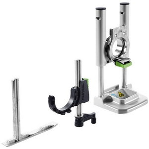 Positioning aid and depth stop set OS-TA/AH Set - OS 400, Festool
