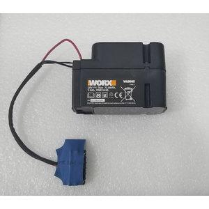 Battery pack Li-ion, 2.9Ah*4Pins, Worx