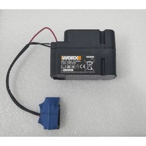 Akumulators Li-ion, 2.9Ah*4Pins WG795E TYPE 2, Worx
