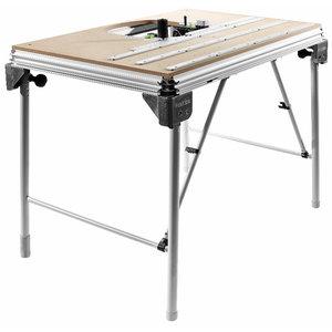Daudzfunkcionāls galds MFT/3 Conturo, Festool