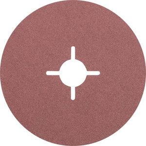 Fibro diskas FS A 125mm P120, Pferd
