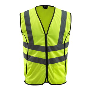 Wingate traffic vest yellow, Mascot