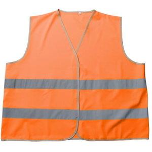 Helkurvest Weyburn oranž, Mascot
