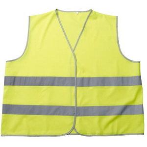 Helkurvest Weyburn kõrgnähtav, CL2, kollane, Mascot