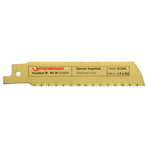 Otssaetera 1,6/140mm HSSE INOX, Rothenberger