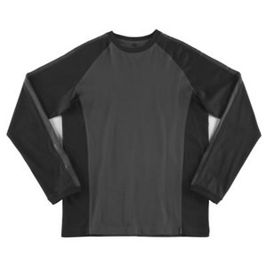 Krekls Bielefeld, tumši pelēks/melns, XL, , Mascot