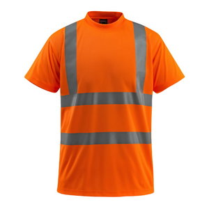 High-Visibility T-shirt Townswille Orange, Mascot