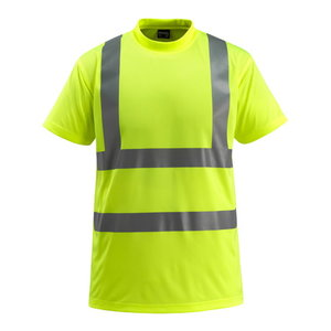Kõrgnähtav T-särk Townsville kollane 3XL, Mascot