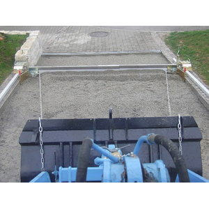 Teleskoop-tasandamissüsteem TAS-uni 600, Probst
