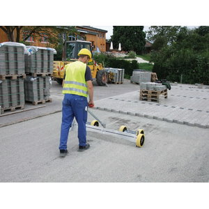 Manual screeding system Levelfix LF-125/215, Probst